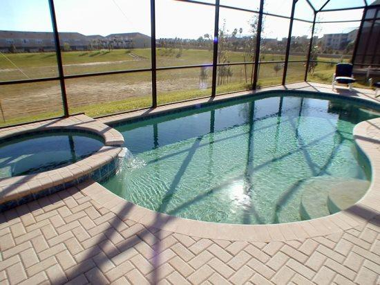 Beautifully Decorated 5 Bedroom 5 Bath Pool home in Windsor Hills. 7799BC - Image 1 - Orlando - rentals