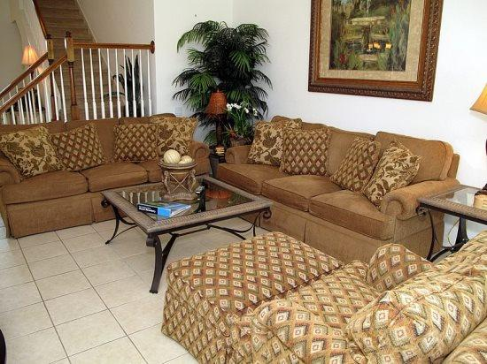 Professionally Decorated 5 Bedroom 5 Bath Pool home in Windsor Hills. 7716CS - Image 1 - Orlando - rentals