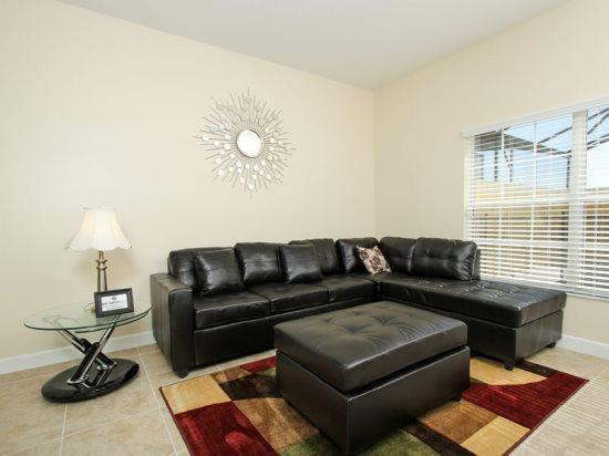 4 Bed 3 Bath Town Home In The Stunning Paradise Palms Resort . 8952MP - Image 1 - Orlando - rentals