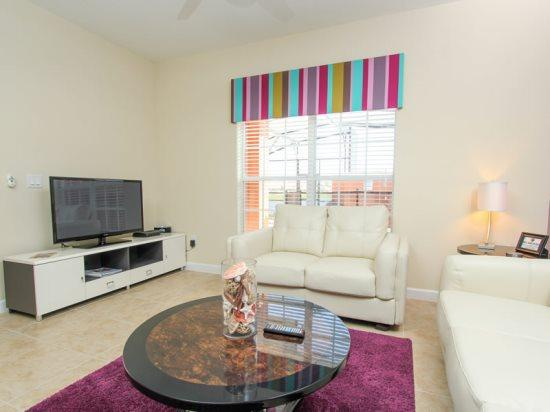 4 Bedroom 3 Bath Condo Features All The Comforts Of Home. 8929CP - Image 1 - Orlando - rentals