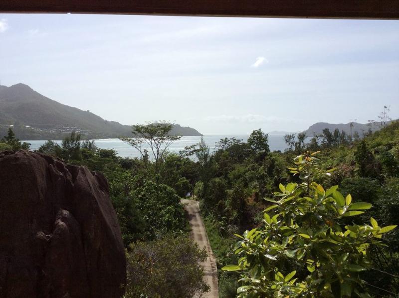 Front Porch View Mirella Villa - Private, Secluded Self-catering Villa,  Sea View - La Misere - rentals