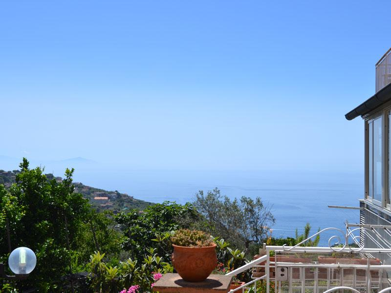 Casa di Gloria beautiful apartment  near Sorrento - Image 1 - Massa Lubrense - rentals