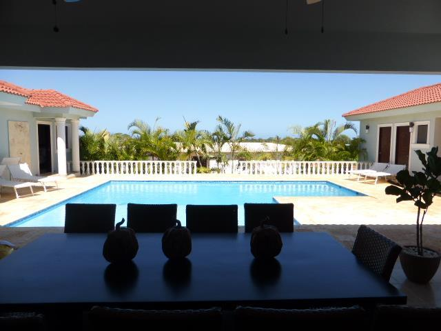 5 Bdr Villa w/d OCEAN VIEW & Professionally decorate - Image 1 - Sosua - rentals