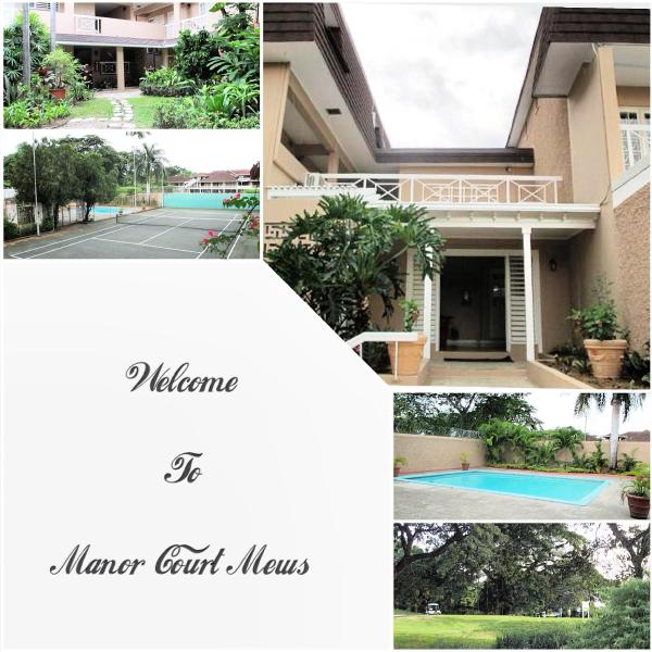Welcome to Manor Court Mews - Manor Court Mews Luxury Condo in Kingston, Jamaica - Kingston - rentals