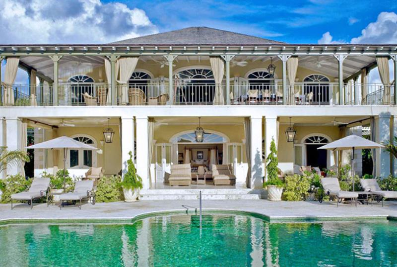 SPECIAL OFFER Barbados Villa 80 Fantastic Views Of The Caribbean Sea And The Pool And Gardens. - Image 1 - The Garden - rentals