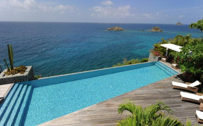Luxury 6 bedroom Gustavia villa. Incredible ocean views! - Image 1 - Gustavia - rentals