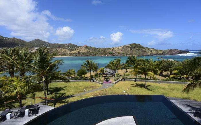 Luxury 6 bedroom St. Barts villa. Panoramic Views! - Image 1 - Petit Cul de Sac - rentals