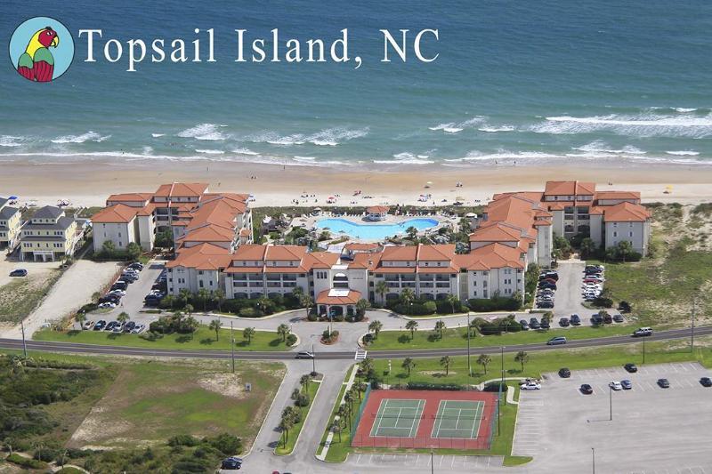 Villa Capriani - Villa Capriani 108-B -1BR_4 - North Topsail Beach - rentals