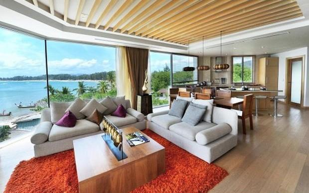 Absolutely Gorgeous 2 Bedroom Waterfront Condo - ban33 - Image 1 - Phuket - rentals