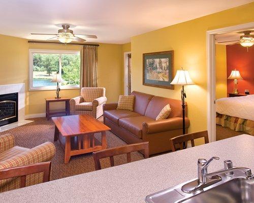 Wyndham  Tamarack - 2 Bedroom 2 Bath - Image 1 - Wisconsin Dells - rentals