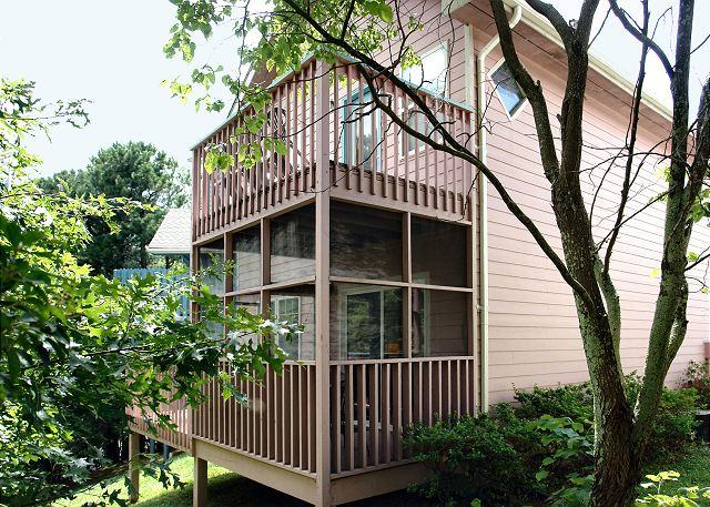 Mountain Dreams #138- Outside View of the Cabin - Mountain Dreams is close to the Ski slopes and convenient to Gatlinburg - Gatlinburg - rentals