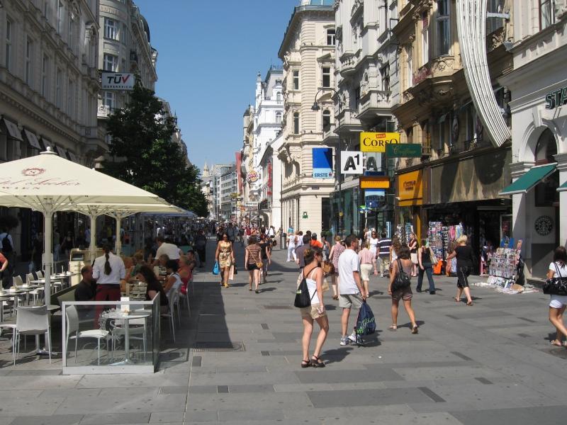 Pedestrian zone Kaerntnerstrasse - short walking distance - City Center, near major sights, walk to everywhere - Vienna - rentals