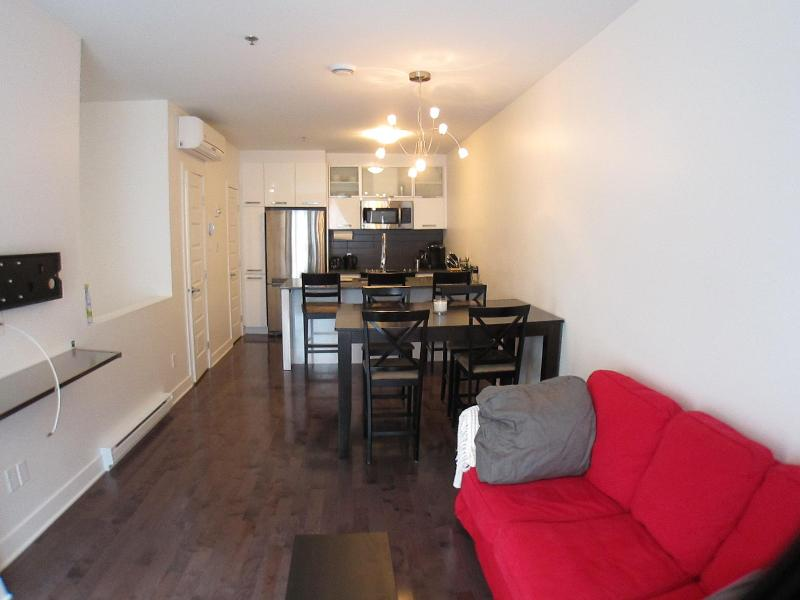 The Liatris - 1 Bed, 2 Baths - Image 1 - Montreal - rentals
