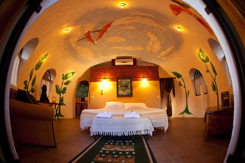 Dome honeymoon room - Tree Top Dome Honeymoon Suite - Quepos - rentals
