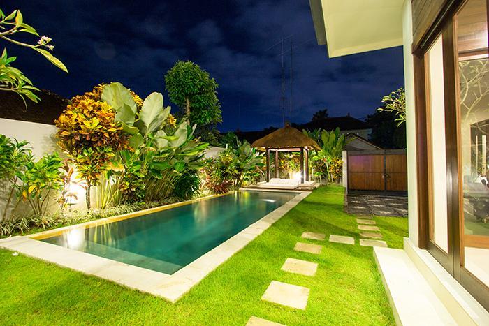 o2, luxury 3 bed villa, extra spacious, central Se - Image 1 - Seminyak - rentals