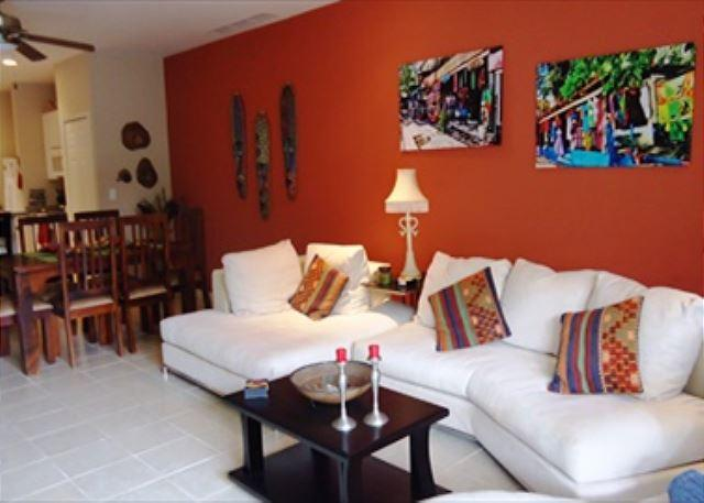 Welcome to Pacifico L511 - Pacifico L511 - Gorgeous 2 BR, 2 Bath Custom Decorated Pool View Condo - Playas del Coco - rentals