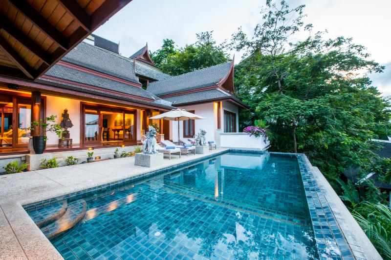 Villa outside - Villa Baan View Talay - Phuket - rentals