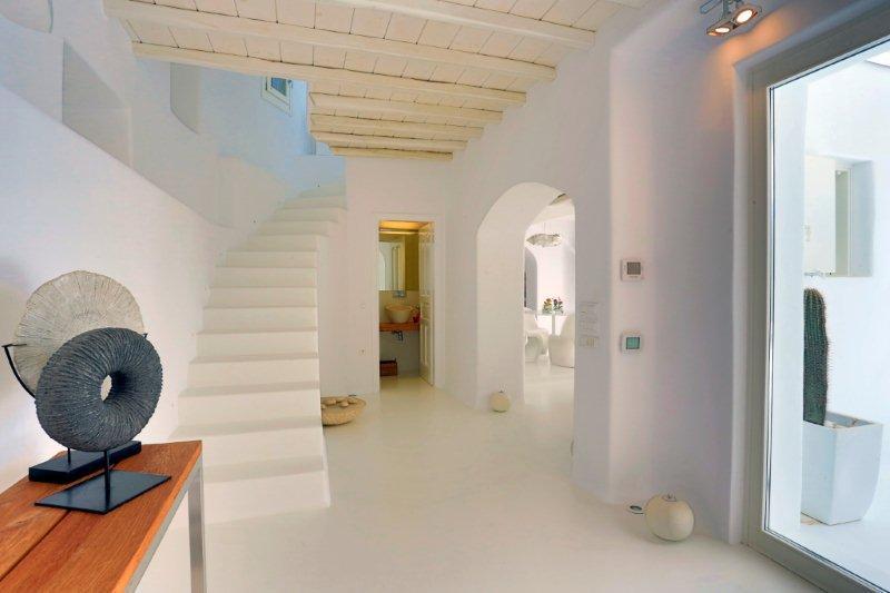 Modern luxury ecofriendly myconian villa - Image 1 - Agios Georgios - rentals