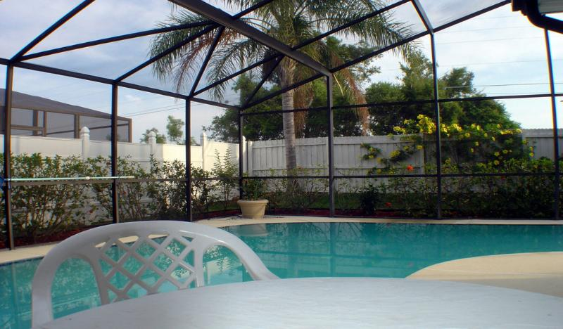 3 Bedroom Villa With Secluded Pool near Disney - Image 1 - Kissimmee - rentals
