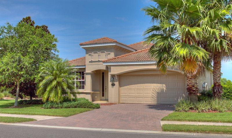 Front of Home  - (RS06) 3 Bedroom Pool & Spa Home With Game Room - Bradenton - rentals