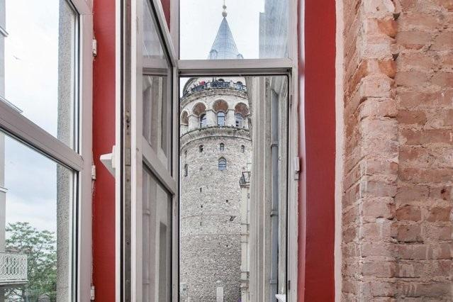 Antique Flat Next to Galata Tower - Image 1 - Istanbul - rentals