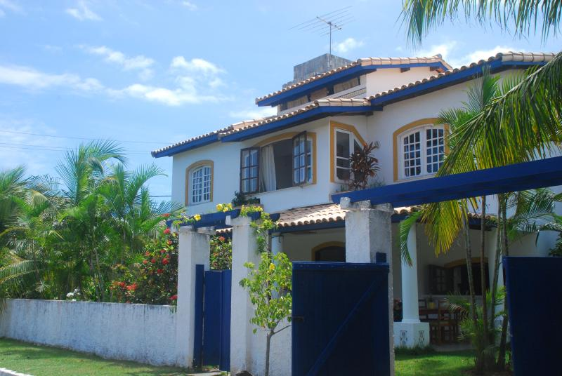 The main entrance - Sea Sun & Maresia - Salvador - rentals