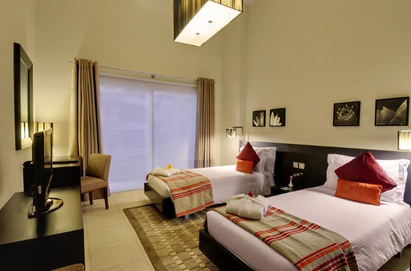 Grand 2 Bed APT - Image 1 - Dubai - rentals
