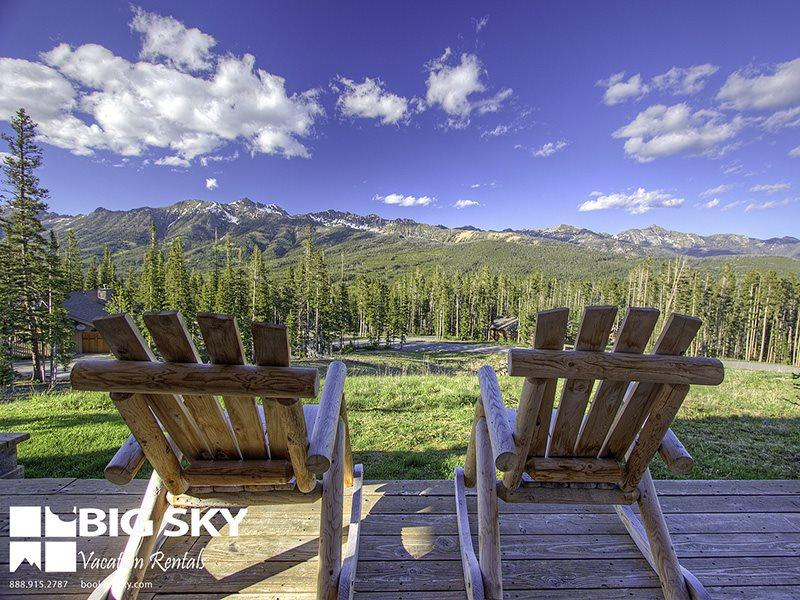 Cowboy Heaven Cabin Barafu - Image 1 - Big Sky - rentals