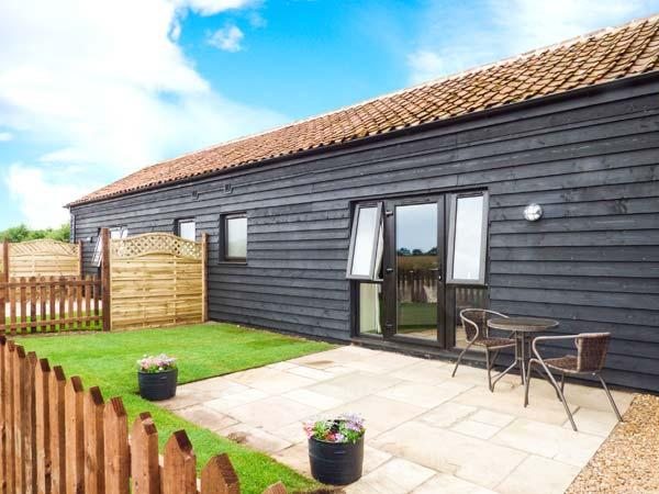 TAWNY OWL BARN, romantic cottage, character features, all ground floor, private patio, pet-friendly studio cottage near Shipdham, Ref. 913977 - Image 1 - Watton - rentals