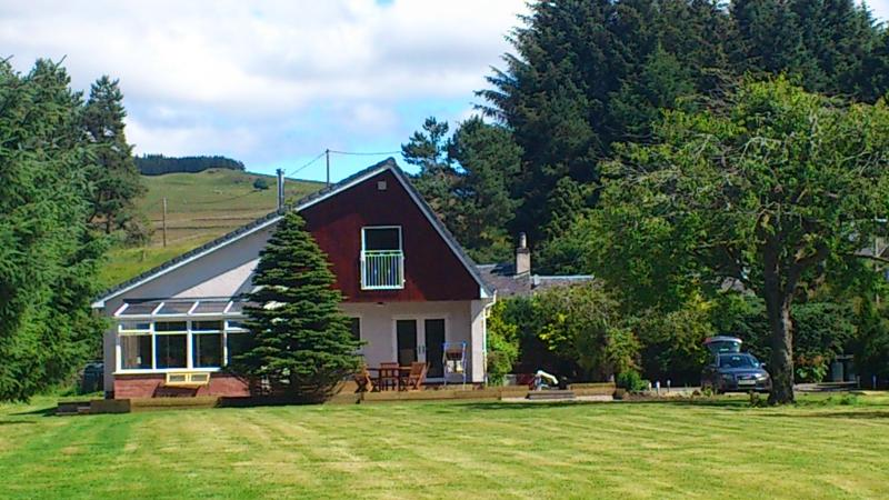 View of House - Strathclare House - Blairgowrie - rentals