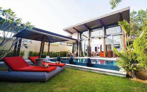 Cheap Pool Villa in Cherng Talay - ban23 - Image 1 - Phuket - rentals