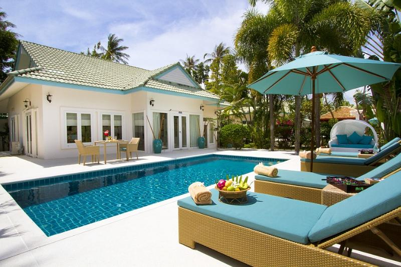 Baan Chanchai Luxury villa - Baan Chanchai 2 Bedroomed  Luxury Beach Villa - Koh Samui - rentals