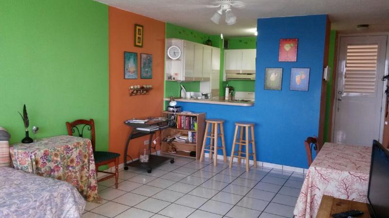Luquillo Playa Azul Beachfront Apartment - Image 1 - Luquillo - rentals