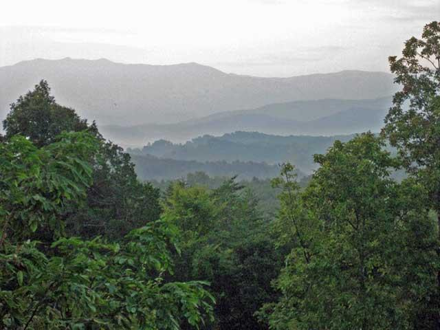 Gorgeous view - Smoky Mountain Bliss is Luxury With A View. - Sevierville - rentals