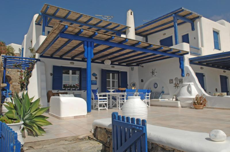 Superb four bedroom Myconian Villa - Image 1 - Mykonos - rentals
