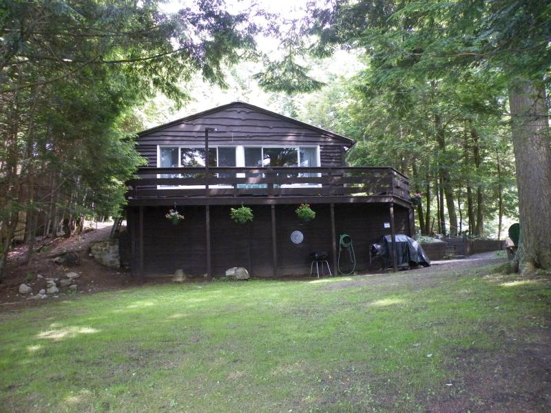Home away from home - Adirondacks 3 bdrm lakefront camp with sand beach - Inlet - rentals