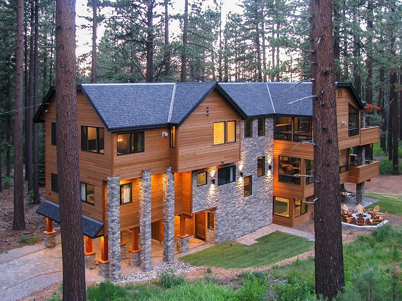 9 Bdrm 9 Bath Mansion w/Indoor Pool by Ski Lodge - Image 1 - South Lake Tahoe - rentals