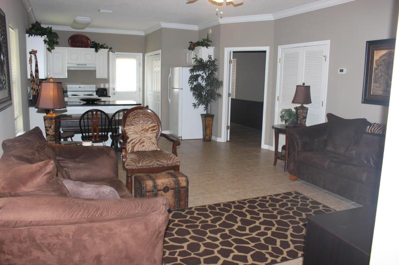 LIVING ROOM - BOOK NOW   BOOKING UP FAST - Orange Beach - rentals