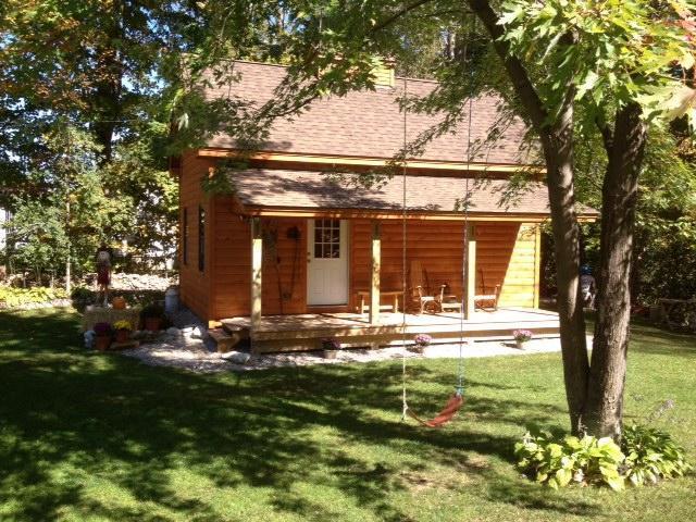 Cabin - 4 Season Fun So Vermonts Beautiful Log Cabin - Mount Tabor - rentals