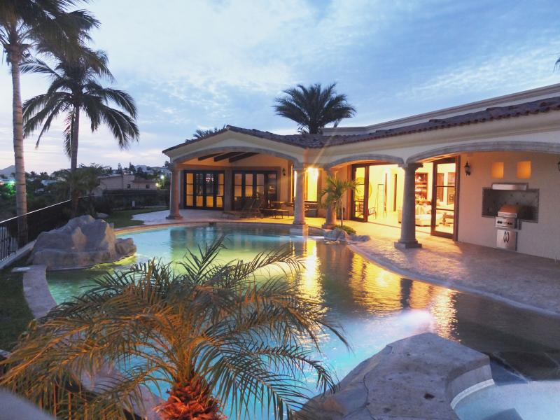 Villa Tuscano - it's Yours! - Villa Tuscano Luxury Home - Beach Tennis Club - Cabo San Lucas - rentals