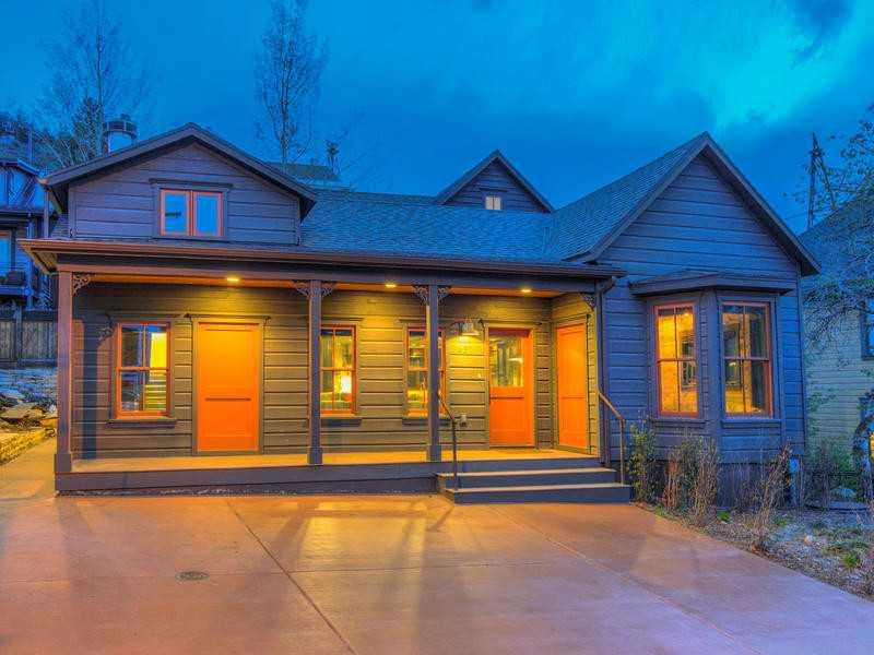 Great Old Town Charm - Abode at Big Moose Yacht Club - Park City - rentals