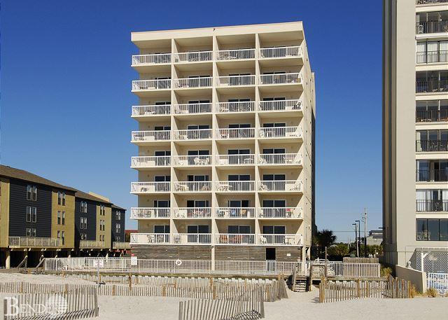 Caribbean - Awesome Gulf Views, Beachfront Condo~Bender Vacation Rentals - Gulf Shores - rentals