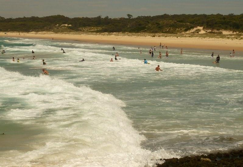Racecourse Beach - Secrets of the Sea - Ulladulla - rentals