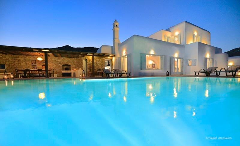 Blue Villas | Aethra | Secluded - Image 1 - Mykonos Town - rentals