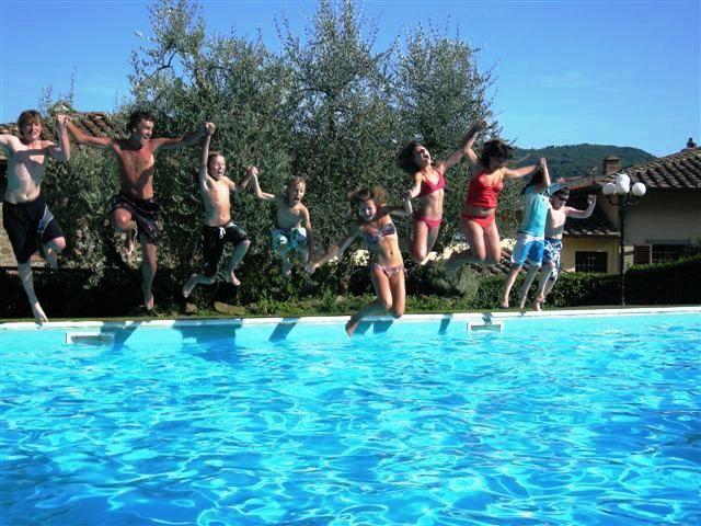 Villa il Castellacico - flat #4 - Image 1 - Greve in Chianti - rentals
