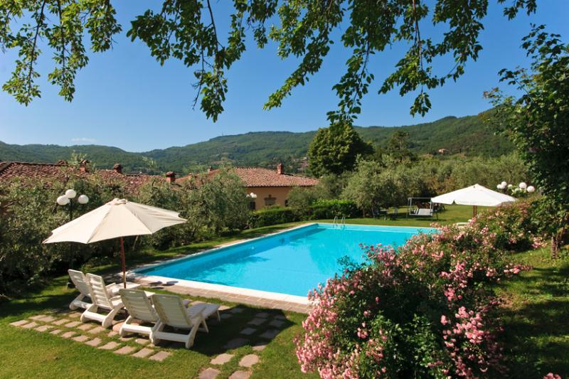 Villa il Castellaccio in Greve in Chianti Flat #4 - Image 1 - Greve in Chianti - rentals