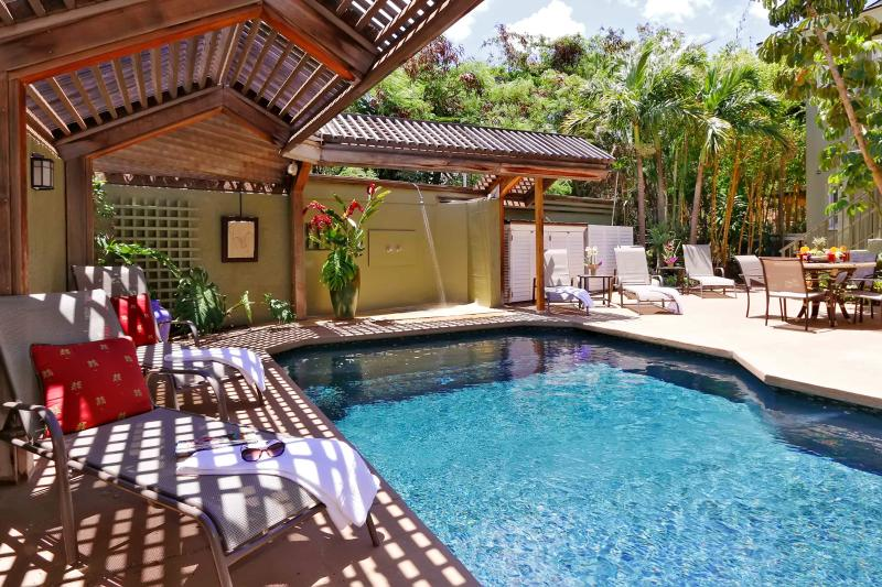 Wailea Inn Private Heated Pool - Private Penthouse Steps Away from the Beach - Kihei - rentals