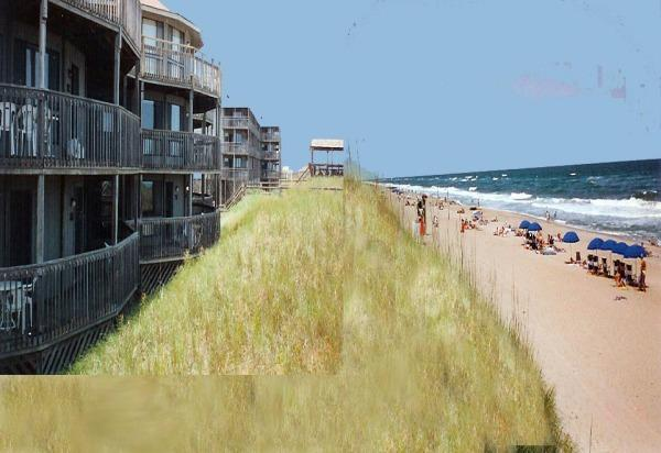 Oceanfront! - Oceanfront 1 Bedroom Outer Banks Beach Club Resort - Kill Devil Hills - rentals