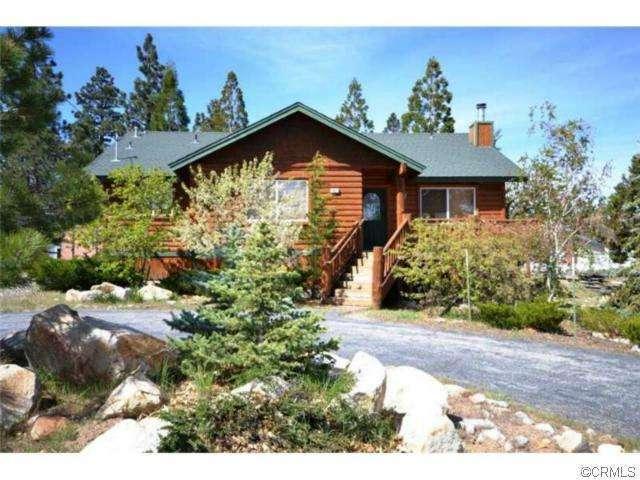 Bear Necessities - Hot Tub & Pool Table - Image 1 - Big Bear City - rentals