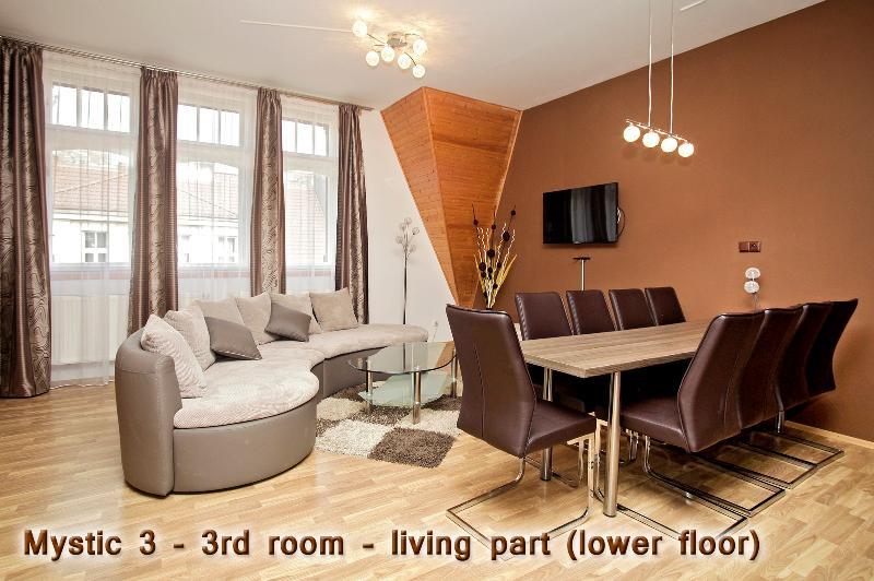 MYSTIC 3 - luxury duplex apartment - 120 m2 - Image 1 - Prague - rentals